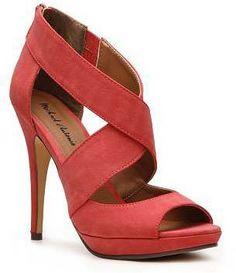 Michael Antonio Tovey Platform Sandal on shopstyle.com