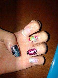 Modelli nail art
