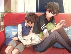 Conan Comics, Detektif Conan, Detective Theme, Anime Siblings, Detective Conan Wallpapers, Kaito Kid, Kudo Shinichi, Cute Anime Guys, Anime Art Girl