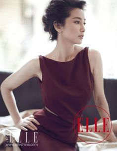 Li BingBing | Li Bingbing – Elle