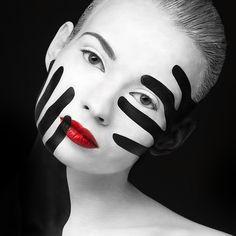 Валерия Куцан | макияж | Проект 2D