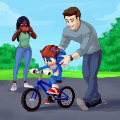 Sonic The Hedgehog, Hedgehog Movie, Hedgehog Art, Silver The Hedgehog, Shadow The Hedgehog, Sonic Funny, Sonic 3, Sonic Move, Sonic Fan Art