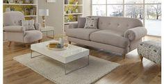 Nouvelle 3 Seater Sofa Nouvelle | DFS