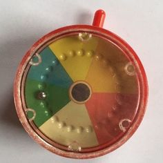 Vintage Handheld Casino Roulette Game Toy Keiler Corp.  | eBay