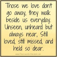 beautiful words of wisdom | Dave's Words of Wisdom: Beautiful | memories of my mom