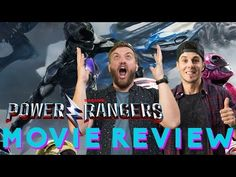 Power Rangers - Movie Review - YouTube