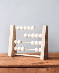 Handmade Natural Abacus Gives 4 meals Wood Kids Toys, Wooden Toys For Toddlers, Wooden Baby Toys, Kids Wood, Wood Toys, Toddler Toys, Autistic Toddler, Toys For Boys, Learning Games For Kids