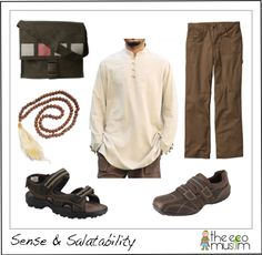 Sensible Salat outfit - Ethical | The Eco Muslim