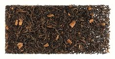 Canela Decaf. Té Negro aromatizado con trocitos y aroma de canela, y con sólo un 5% de teína. Vía http://e-teashop.com/es/granel-1/te-negro/canela-desteinado.html