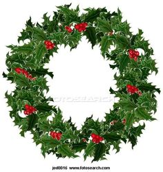 Love the holly with the berries