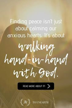 Want to find peace in the midst of the chaos and busy holiday season? Here's what you need to know about finding peace. Christian Post, Christian Faith, Christian Living, Finding Peace Quotes, Peace Of God, Inner Peace, How To Handle Stress, Whatever Is True, Guard Your Heart