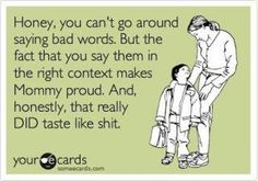 Ynahahahaha... this is so me.  Always finding a way to be positive and compliment their achievements!  :P