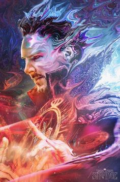 Drawing Marvel Benedict Cumberbatch as Doctor Strange by Boss Logic - Marvel Comics, Marvel Fanart, Films Marvel, Marvel Characters, Marvel Heroes, Marvel Avengers, Marvel Logo, Marvel Girls, Doctor Strange