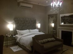 main bedroom inspiration - Dockyard boutique hotel in Cape Town