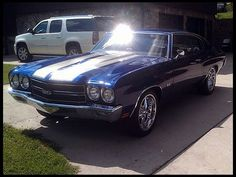 1970 Chevrolet Chevelle http://georgegreene-recommends.com/mybestyear