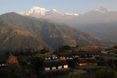 Ghorepani to Ghandruk Loop Trek package is triangular walking and hiking offer the pleasant Gurung villages and 360 mind blowing view from the popular Poon Hill (3210m) viewpoint and is a great choice in the winter months. The trails start from Nayapul on the road from paradise city Pokhara to Baglung, and follow the Annapurna circuit Trail in reserve for the first two days with overnight stay in Gurung village Tikedhunga and Ghorepani altitude of 2850m