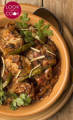 KADHAI CHICKEN RECIPE Kadhai Chicken(#LC14057):