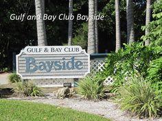 Gulf and Bay Club Bayside Condo Complex on Siesta Key