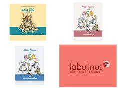 10% Rabatt die wunderschönen personalisierten Kinderbücher von Fabulinus