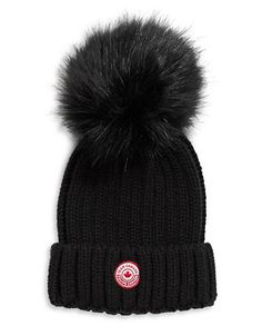 Accessories | Accessories  | Adult Jumbo Tuque with Faux Fur Pom Pom | Hudson's Bay