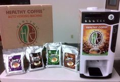 Vending Machine pack is a great way to make extra income effortlessly ......and the taste buds are happy and healthy