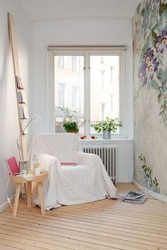 Little spaces  home interiors  #HomeandGarden