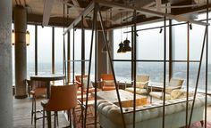 Bokan, the new sky-level restaurant and bar at the Canary Wharf Novotel, is a sharp lesson in not paying heed to first impressions. If you can get beyond the hotel's location on a soulless, crane-heavy sweep of Canary Wharf and the lift potentially lif...