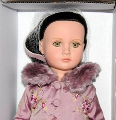 """Party At The Plaza Gloria Ann 21"""" Effanbee Tonner Doll MIB*   #Tonner"""