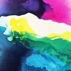 Original art by Alisha Falconer. Mixed media on paper. www.alishafalconer.com
