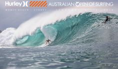Hurley Australian Open of Surfing presented by Nike SB