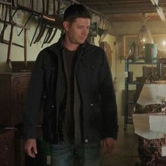 Dean Winchester and the ship  12x05