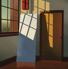 A Blank Canvas, kenton nelson, medium, 2005 Posted by /u/dickfromaccounting to /r/art American Scene Painting, Arte Popular, Blank Canvas, Art Plastique, Light And Shadow, Art Inspo, Pop Art, Contemporary Art, Art Photography