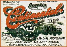 Cervejaria Brahma - Cerveja Continental
