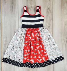 Puppies Everywhere Amy Dress - 5t