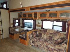 Used 2005 Forest River All American Sport Fifth Wheel Toy Haulers For Sale In Cocoa, FL - COC784758B - Camping World