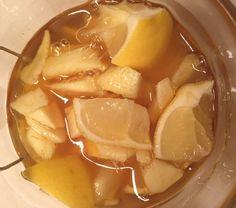 Şifa kaynağı bal zencefil limon ile hazırlanan bitkisel kış kürü.Hastalıklara karşı kalkan görevi gören bu karışımı sizde evinizde deneyebilirsiniz.