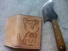 wallet cat