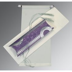 Scroll Wedding Cards - CSC-5010C