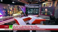 Honest reporter just destroyed fake news on Paris, ISIS and the NWO! Wow! - This guy NAILS IT...a british reporter, I hope he stays safe, as he nails the proxy phony Isis fairy tale and the globalist false flags including Paris. He's clearly educated on the issue. 111915