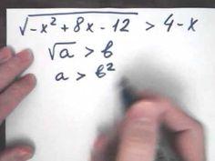 Как решить неравенство с корнем ЕГЭ математика Курсы ОГЭ в группах до 3 человек! По методике без Юрия Спивака! Отзывы учеников Преподаватели ГИА Курсы ЕГЭ и ГИА Демонстрационный вариант ОГЭ (ГИА) - 2015 по математике