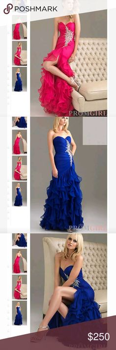Night Moves by Allure Formal/Prom  Dress Purchased off of Prom Girl. Never worn. Night Moves Dresses Prom