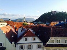 Graz Graz Austria, San Francisco Skyline, Opera House, Building, Travel, Austria, Fun Places To Go, City, Viajes