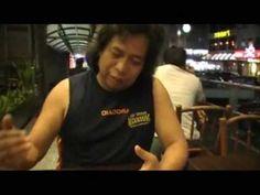 Martial Arts Odyssey: Tomoi Malaysia, Kru Jak (Part 2 ) - YouTube