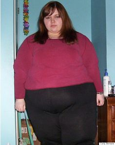 The lady loses 183 pounds by following these (crazy easy tricks