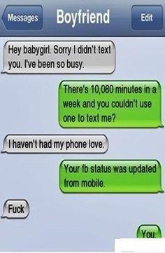 This Girlfriend Knows How To Make Her Boyfriend Suffer. xD