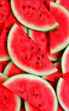 watermelon, wallpaper, and fruit image - Pretty Things, Pin Any Thing❤️ - Summer Backgrounds, Cute Wallpaper Backgrounds, Phone Backgrounds, Aesthetic Iphone Wallpaper, Aesthetic Wallpapers, Cute Wallpapers, Wallpaper Quotes, Food Background Wallpapers, Vintage Flower Backgrounds