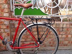자전거 캠핑 여행을 위한 알루미늄 짐받이 '렉타임 에드잇 리어랙'  #자전거여행 #자전거캠핑 #자캠 #짐받이 #렉타임 #애드잇 #리어랙 #bicyclecamping #bicycletouring #bikecamping #bikepacking