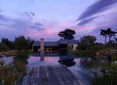 Tom Kundig Barn, Olson Kundig architects. Montecito, CA home. Photo: Carolyn Espley-Miller @slimpaley
