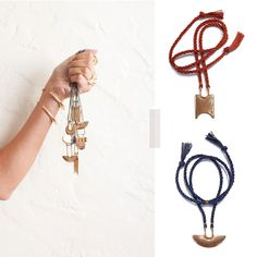 Bold and Brilliant: Handmade Jewelry from Tiro Tiro