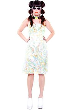 Bed of Flowers Dress - XS/S/M